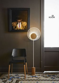 forestier floor lamp 11 oyster