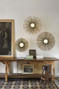 forestier wall lamp 8 barcelone