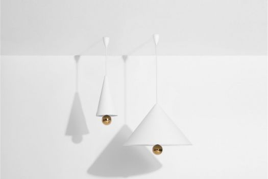 petite friture pendant lamp 6 grande suspension cherry