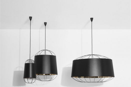 petite friture pendant lamp 8 grande suspension lanterna