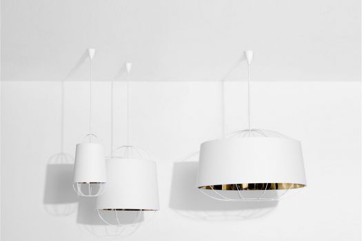 petite friture pendant lamp 9 grande suspension lanterna