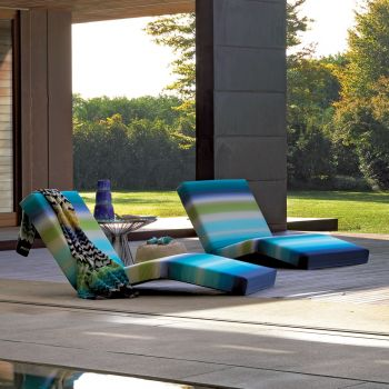 missoni home furniture 13 lounger chair outdoor tonga